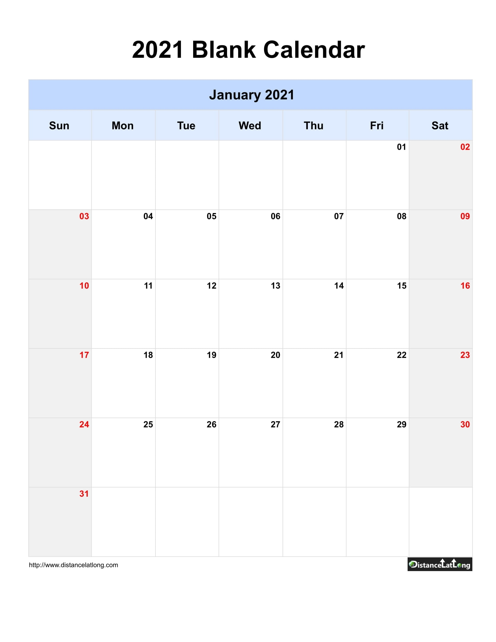 Printable Saturdays Of 201 And 2021 Ten Free Printable