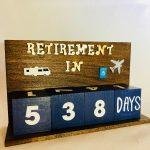Retirement Countdown Calendar Divine Lioness Designs