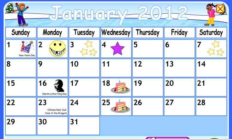 Search Results For Starfall Calendar Calendar 2015