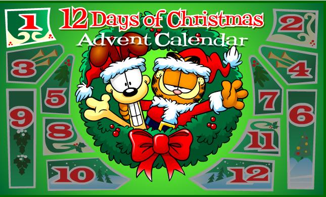 Tech Coach 12 Days Of Christmas Advent Calendar