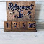 the countdown calendar to retirement get your calendar