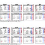 Two Year Calendars For 2017 2018 Uk For Excel