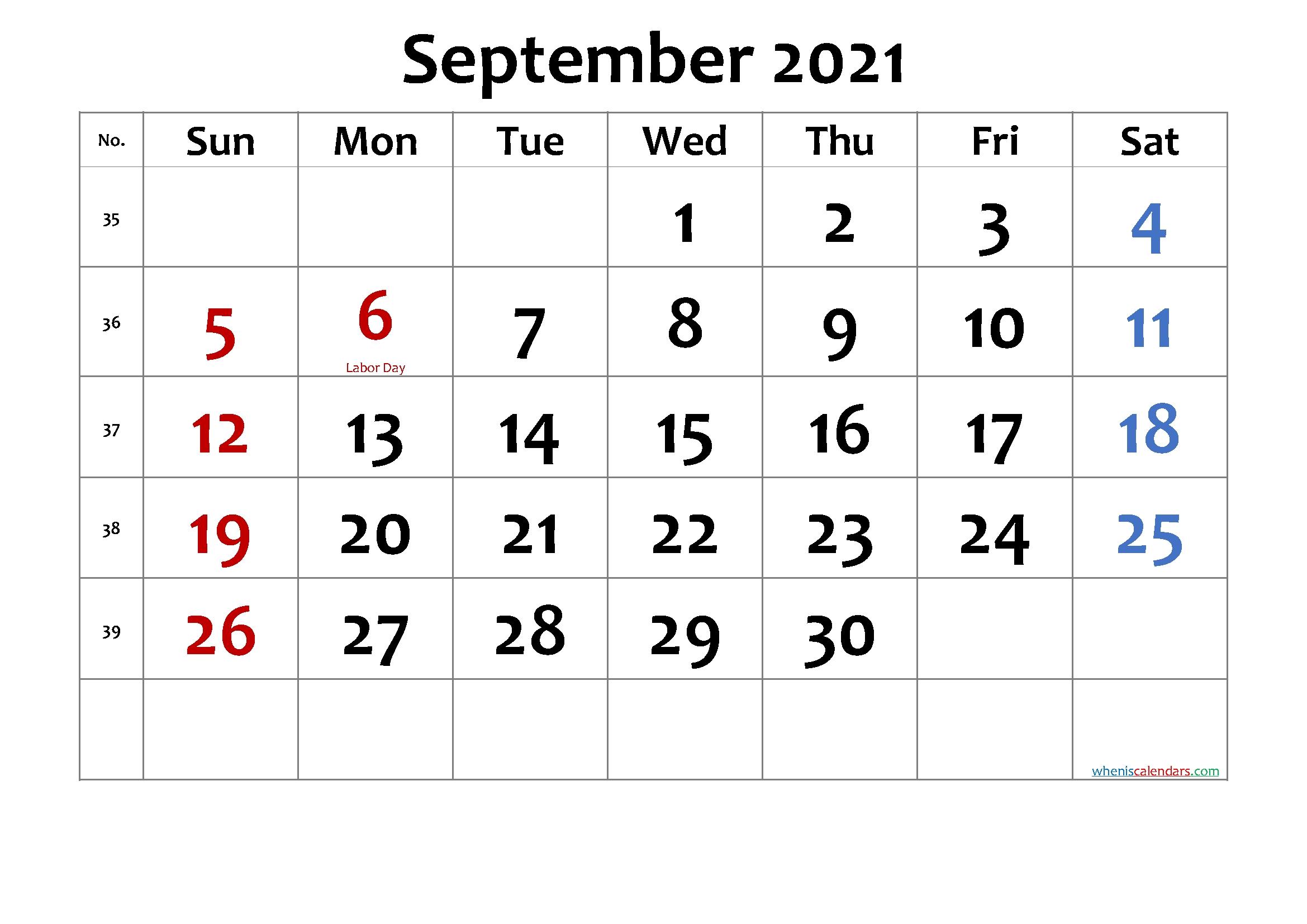 Universal Labor Day 2021 Calendar Get Your Calendar