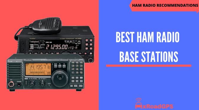 11 Best Ham Radio Base Station Transceiver Reviews 2021