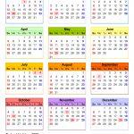 2020 Calendar Free Printable Word Templates Calendarpedia