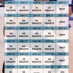 30 day squat challenge 2 life soul