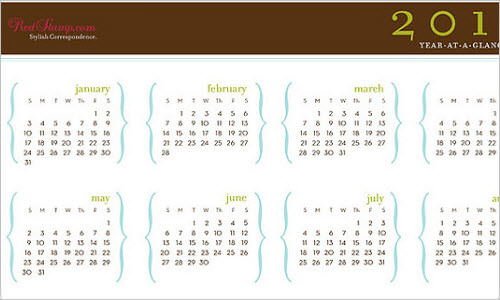 Annual Calendar Wizard Calendar Template 2021 1