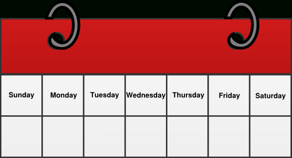 Calendar Template Page 3 Calendar Template 2021