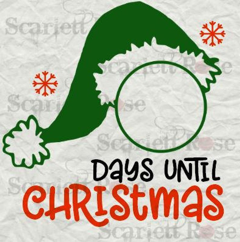 Christmas Countdown Clipart 20 Free Cliparts Download Images On Clipground 2021