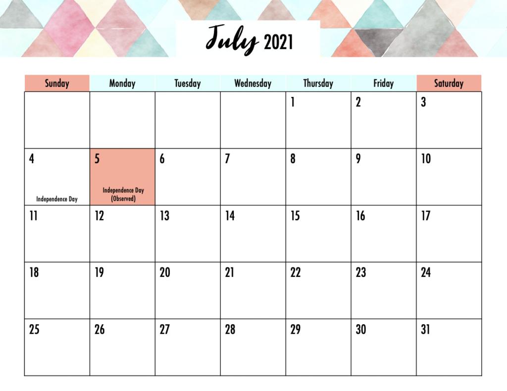 Editable 2021 Calendar Printable Gogo Mama 1
