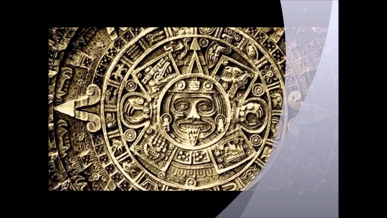 End Of The World In 2012 Maya Calendar Youtube