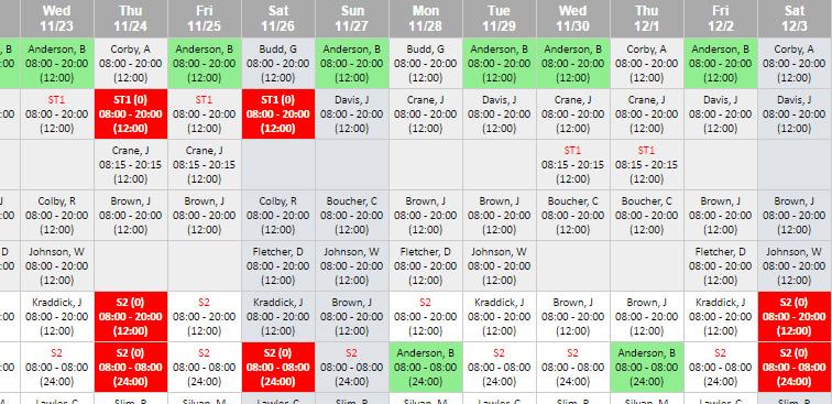 Epro Scheduler Plus Ecore Software
