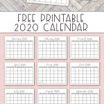 get organized for the new year with this cute and simple