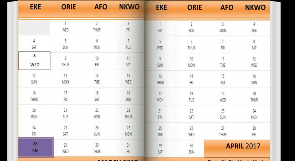igbo calendar eze imo for android apk download igbo